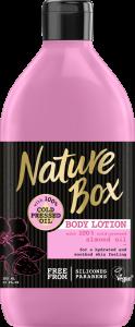 Nature Box Body Lotion Almond Oil Sensitive (385mL)