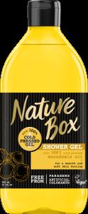 Nature Box Shower Gel Macadamia Oil Indulge (385mL)