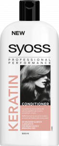 Syoss Conditioner Keratin Hair Perfection (500mL)