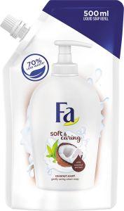 Fa Liquid Soap Refill Soft & Caring Coconut (500mL)