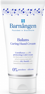 Barnängen Hand Cream Balans/caring, for Very Dry Skin (75mL)