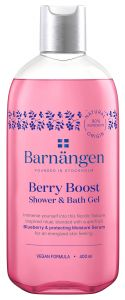 Barnängen Shower Gel Berry Boost (400mL)