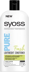 Syoss Conditioner Pure Fresh (500mL)