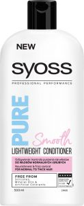 Syoss Conditioner Pure Smooth (500mL)