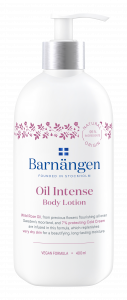 Barnängen Body Lotion Oil Intense (400mL)