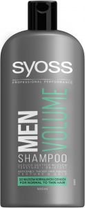 Syoss Men Shampoo Volume (500mL)