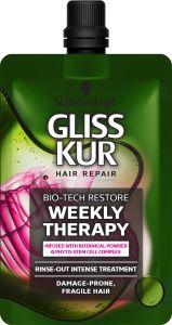 Gliss Kur Treatment Pouch Bio-tech Restore (50mL)
