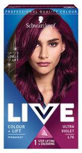 Schwarzkopf Live Color+lift L76 Ultra Violet