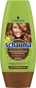 Schauma Fresh Matcha Conditioner (200mL)
