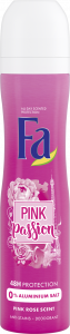 Fa Pink Passion Fa Deodorant (250mL)