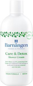 Barnängen Care&detox Shower Cream (400mL)