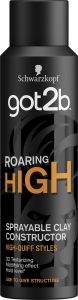 Got2b Sprayable Clay Constructor Roaring High (150mL)