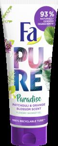 Fa Shower Gel Pure Paradise Patchouli & Orange (200mL)