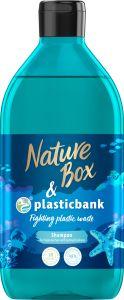 Nature Box Shampoo Social Plastic (385mL)