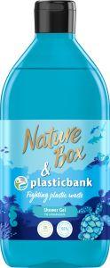 Nature Box Shower Gel Social Plastic (385mL)