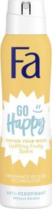 Fa Go Happy Spray Deodorant (150mL)