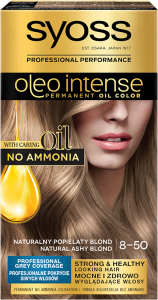 Syoss Oleo Intense 8-50 Natural Ashy Blond