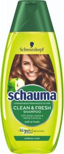 Schauma Shampoo Apple&Nettle (400mL)