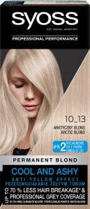 Syoss Color 10-13 Arctic Blond