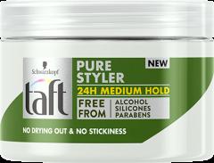 Taft Hair Cream Pure Styler Medium Hold (150mL)