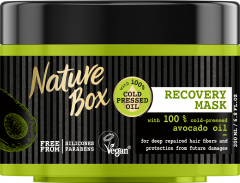 Nature Box Hair Mask Avocado Oil Recovery (200mL)