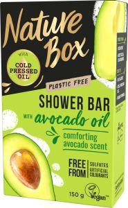 Nature Box Body Bar Avocado (150g)