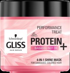 Gliss Kur Performance Treat 4in1 Shine (400mL)