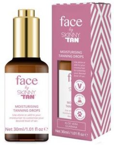 Skinny Tan Face Moisturising Tanning Drops (30mL)