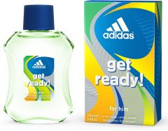 Adidas Get Ready! For Him Aftershave (100mL)