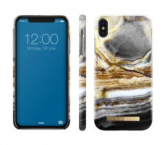 iDeal of Sweden Fashion Case iPhone Xs Max Outer Space Agate