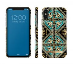 iDeal of Sweden Fashion Case iPhone X/Xs Baroque Ornament