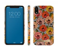 iDeal of Sweden Fashion Case iPhone XR Retro Bloom