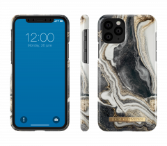 iDeal of Sweden Fashion Case iPhone 11 Pro Golden Ash Marble