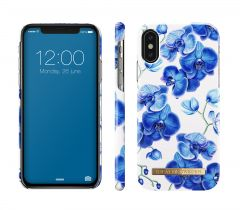 iDeal of Sweden Fashion Case iPhone X/Xs Baby Blue Orchid