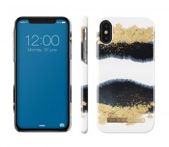 iDeal of Sweden Fashion Case iPhone X/XS Gleaming Licorice