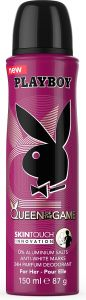 Playboy Queen of The Game Deospray (150mL)
