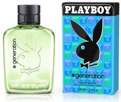 Playboy #Generation For Him EDT (100mL)