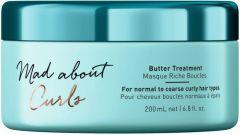 Schwarzkopf Professional Bonacure Mad About Curls Butter Treatment (200mL)