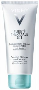 Vichy Purete Thermale 3in1 One Step Cleanser (300mL) Sensitive skin