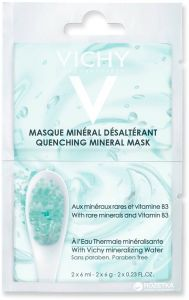 Vichy Quenching Mineral Masque (2x6mL)