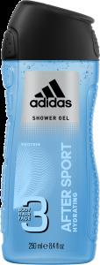 Adidas 3in1 After Sport Shower Gel (250mL)