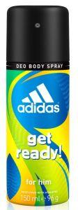 Adidas Get Ready! For Him Deospray (150mL)