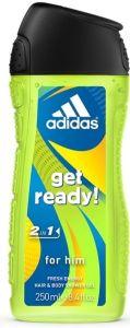 Adidas Get Ready! For Him Shower Gel (400mL)