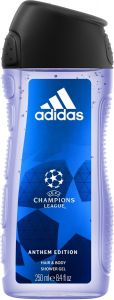 Adidas UEFA 7 Anthem Edition Shower Gel (250mL)