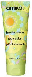 Amika Haute Mess Texture Gloss (100mL)