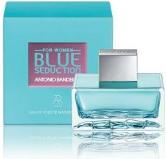 Antonio Banderas Blue Seduction for Woman EDT (50mL)