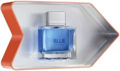 Antonio Banderas Blue Seduction World Malibu EDT (100mL)