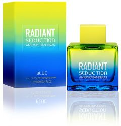 Antonio Banderas Radiant Seduction Blue For Men EDT (100mL)