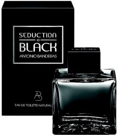 Antonio Banderas Seduction In Black Eau de Toilette