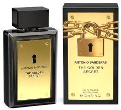 Antonio Banderas The Golden Secret Eau de Toilette